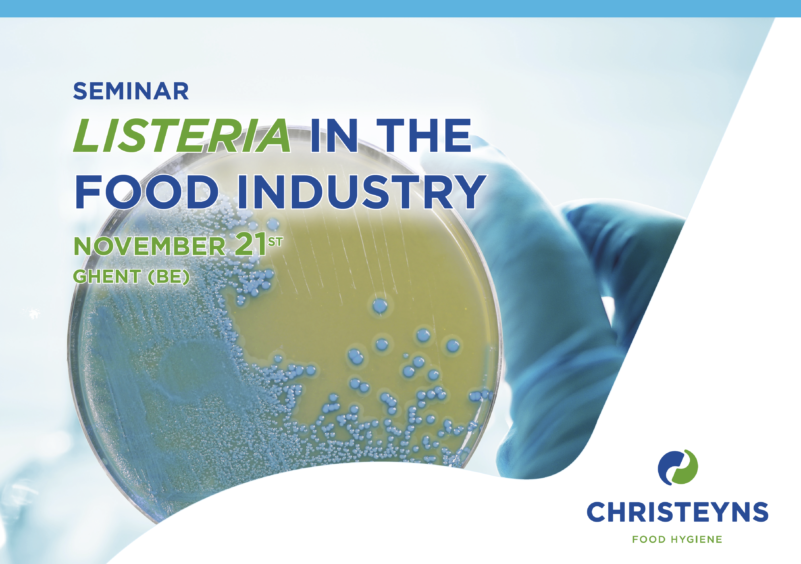 Listeria event Christeyns